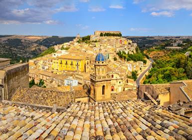Sicilia de Oeste a Este Al Completo