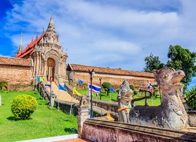 Tailandia: Ruta Norte y Phuket Al Completo