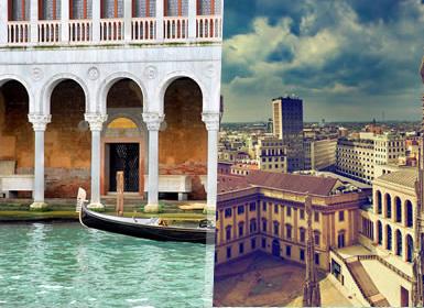 Mil�n, Venecia y Roma Esencial