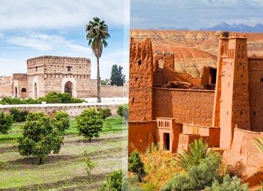 Marruecos: Escapada a Marrakech y Ouarzazate A Tu Aire