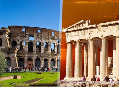 Roma, Grecia y Sur de Italia A Fondo