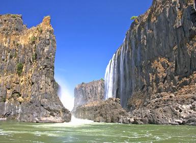 Gran viaje a Sud�frica y Cataratas Victoria