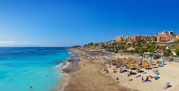 Playa de Las Am�ricas