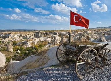 Turqu�a: Descubre Estambul y Capadocia II