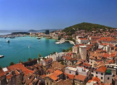 Lo mejor de Croacia y Venecia