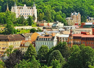 Praga, Viena, Venecia, Suiza y Par�s A Fondo