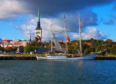 Capitales B�lticas: Especial Puente Diciembre Mercadillo de Navidad en Riga