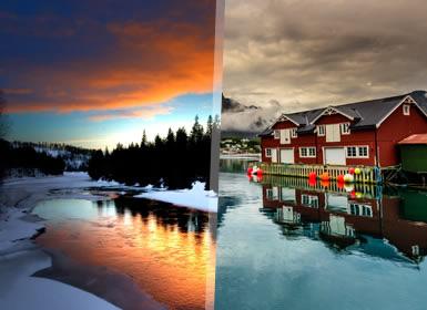 Laponia, Cabo Norte e Islas Lofoten A Fondo