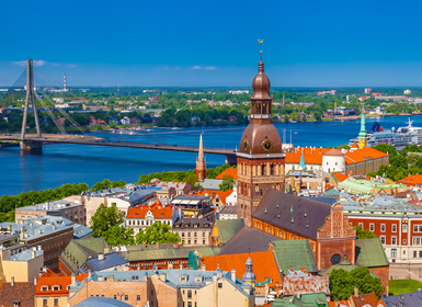 Capitales Nórdicas y Bálticas A Fondo