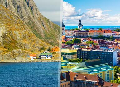 Escandinavia y Bálticos A Fondo