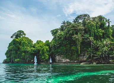 Costa Rica y Panamá: Costa Rica y Panamá