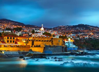 Portugal: Funchal y Puerto Moniz