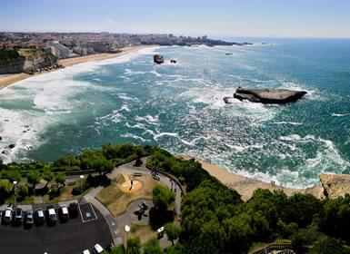 Combinado: De Biarritz hasta Getxo