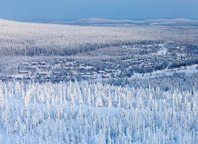 Finlandia: ESPECIAL NAVIDAD Laponia ISO SYÖTE
