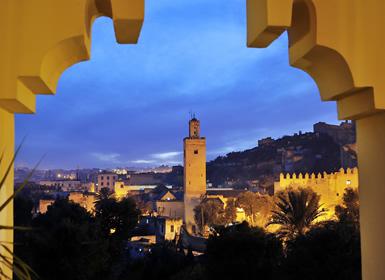 Marruecos: Ciudades Imperiales Al Completo desde Marrakech