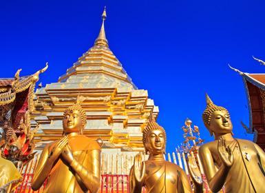 Tailandia: Bangkok, Chiang Rai, Chiang Mai y Phuket
