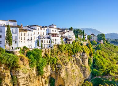 España y Marruecos: Costa de Málaga y Tánger
