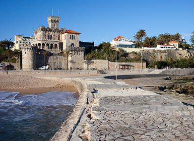 Portugal: Costa de Lisboa con Óbidos y Fátima