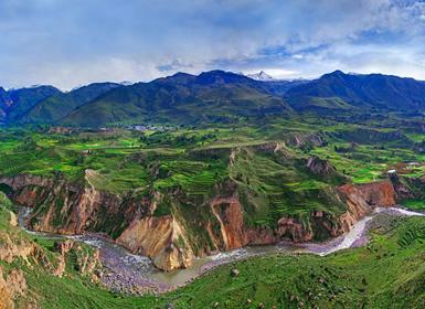 Perú: Perú con Arequípa y Lago Titicaca