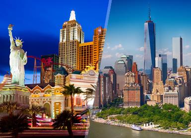 EEUU: Nueva York y Las Vegas