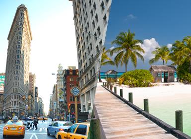 Nueva York y Bahamas Esencial A Tu Aire