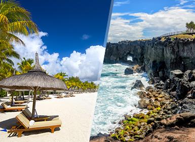 Islas del Índico: Reunión y Mauricio