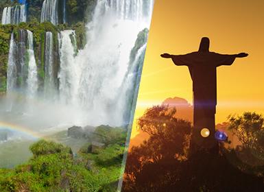 Brasil: Rio de Janeiro e Iguazú