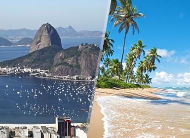 Brasil: Río de Janeiro y Salvador de Bahía