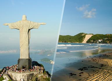 Río de Janeiro y Natal Esencial A Tu Aire