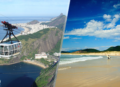 Brasil: Rio de Janeiro y Florianópolis