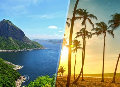 Brasil: Río de Janeiro y Fortaleza
