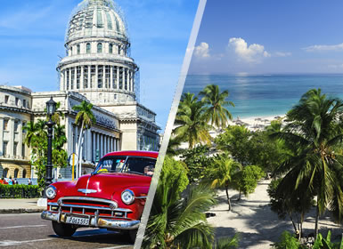 Cuba: Habana y Guardalavaca