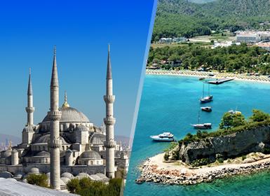 Turquía: Estambul y Antalya