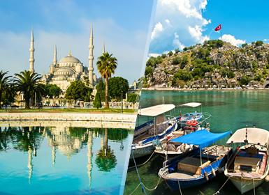 Turquía: Estambul y Mugla