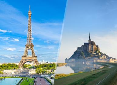 Francia: París, Bretaña, Normandía y Castillos del Loira