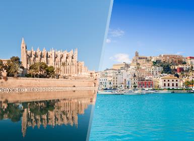 Mallorca e Ibiza Al Completo A Tu Aire