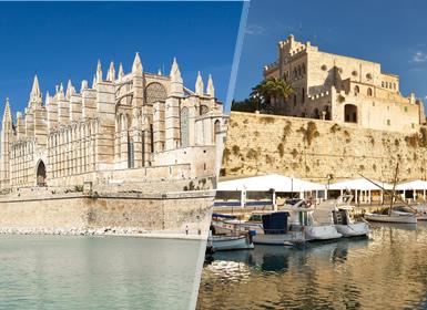 Islas Baleares: Mallorca y Menorca