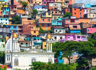 Ecuador: Andes y Costa Al Completo