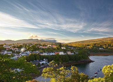 Reino Unido: Escocia: Lago Ness e Isla de Skye