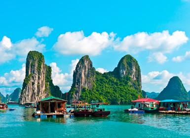 Vietnam: De Hanoi a Nha Trang