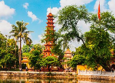 Vietnam y Camboya: De Hanoi a Siem Reap