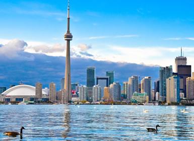 Transcanadiense A Fondo desde Toronto a Vancouver