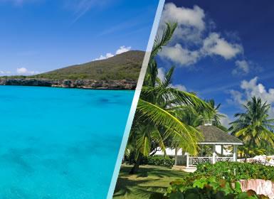 Antillas Menores: Antigua y Barbados
