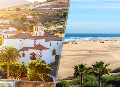 Islas Canarias: Fuerteventura y Gran Canaria