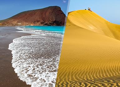 Islas Canarias: Gran Canaria y Tenerife