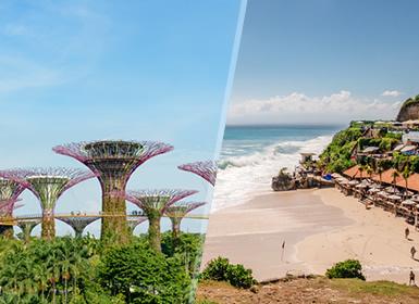 Singapur e Indonesia: Singapur y Bali