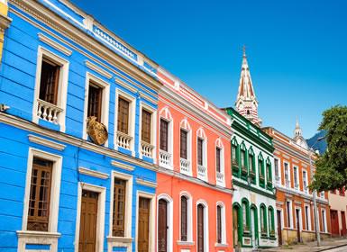 Colombia: Bogotá y Cartagena de Indias