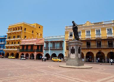 Colombia: Bogotá, Cartagena de Indias y San Andrés