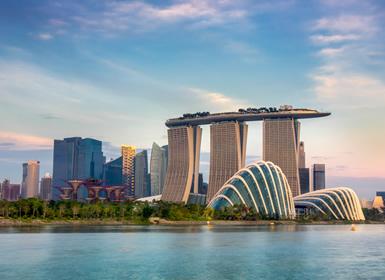 Tailandia, Indonesia y Singapur: Bangkok, Bali y Singapur