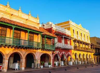 Colombia: Bogotá, Zona Cafetalera y Cartagena de Indias